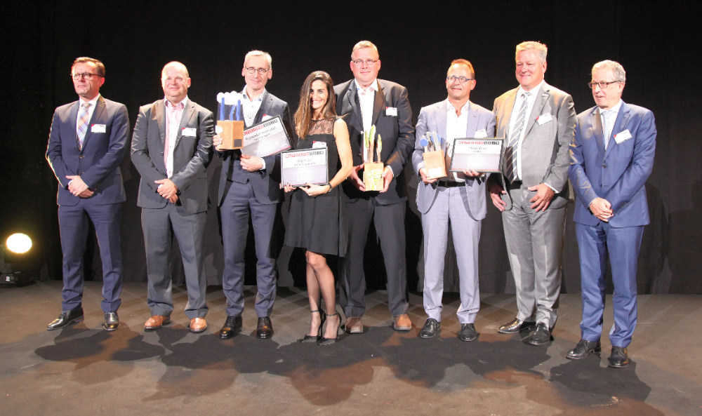 Winnaars Matexpo Awards 2019